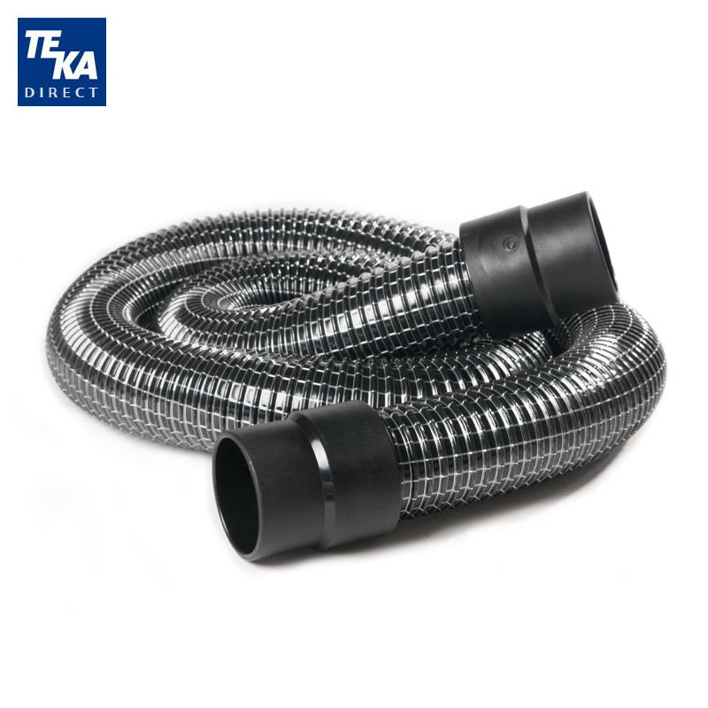 Vacuum Hose, dia. 2 in, 7 ft